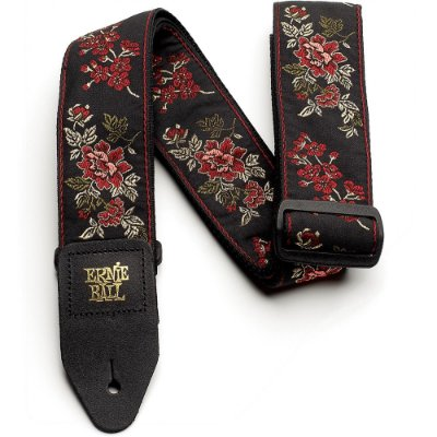 Correia Ernie Ball 4142 Red Rose Jacquard
