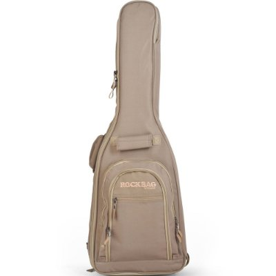 Bag Rockbag Student Line Cross Walker para Guitarra Caqui - RB 20446 K