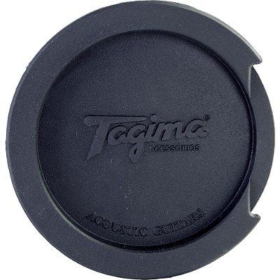 Anti Feedback Tagima para Violão Clássico Preto Boca Redonda 8cm - TAG 3C - BK