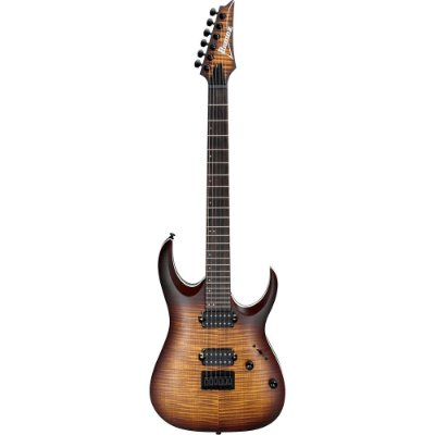 Guitarra Ibanez RGA42FM DEF Dragon Eye Burst Flat