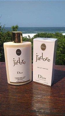Kit Perfume e Hidratante Jadore
