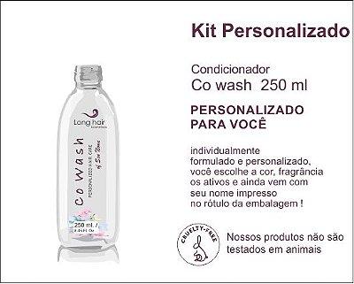CO WASH 250 ml Personalizado