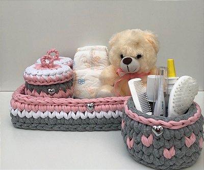 Kit Higiene - 04 peças