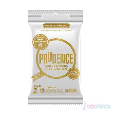Preservativo Prudence Celebration (Camisinha)