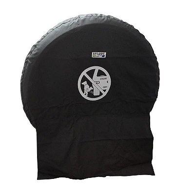Capa para Roda Anti-Xixi de Cachorro Lavável