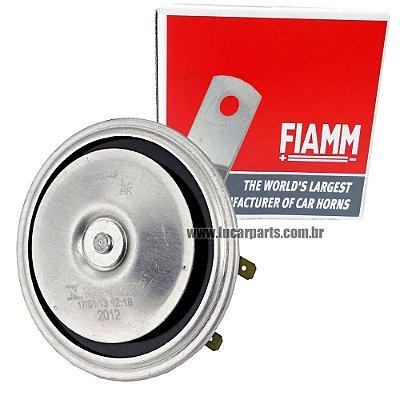 Buzina FIAMM Paquerinha Universal com 2 Terminais