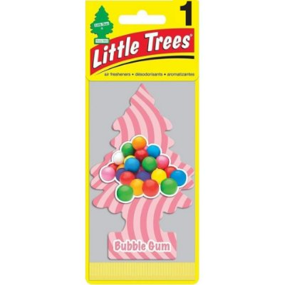 Aromatizante Little Trees Bubble Gun
