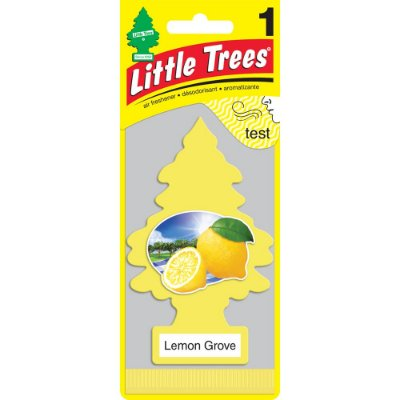 Aromatizante Little Trees Lemon