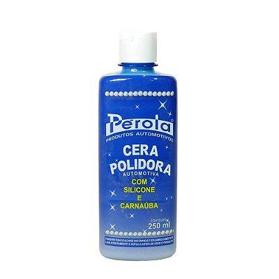 Cera Polidora Pérola 250ml