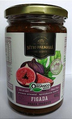 Delicioso Doce de Figo Orgânico Figada Sítio Palmará 400g