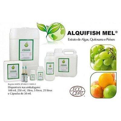 Fertilizante Foliar Alquifish mel 12 Litros Certificado para Cultivo Orgânico