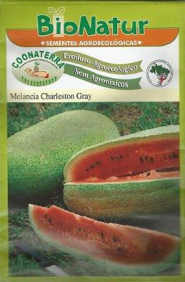 Semente Orgânica de Melancia Charleston Gray 5 gr