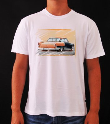CAMISETA PREMIUM CHEVROLET BEL AIR