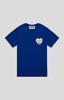 T-shirt Royal Silk Heart Pequeno
