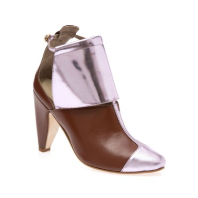 Dani Cury Ankle Boot Alça
