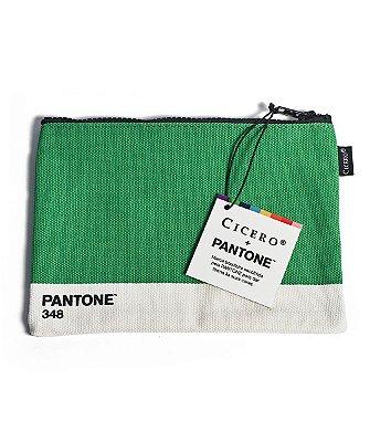 Nécessaire Cicero e Pantone Verde