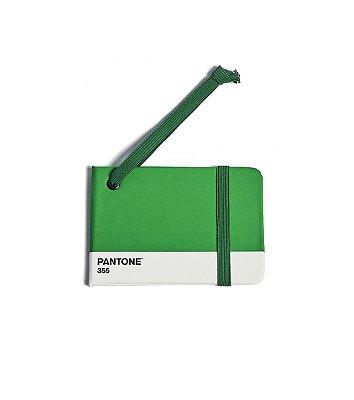 Tag de Mala Cicero e Pantone Verde