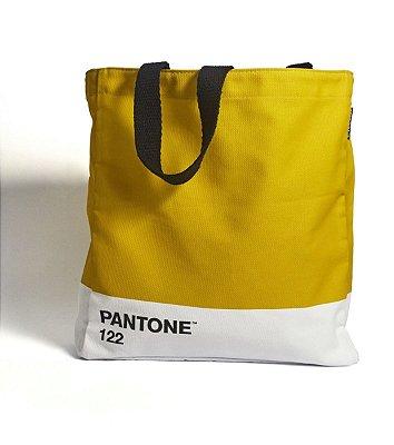 Tote bag Cicero + Pantone Amarelo