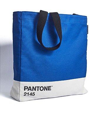 Tote bag Cicero e Pantone Azul