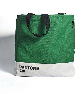 Tote bag Cicero e Pantone Verde