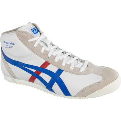 Tênis Mexico Mid Runner white/Blue Onitsuka Tiger