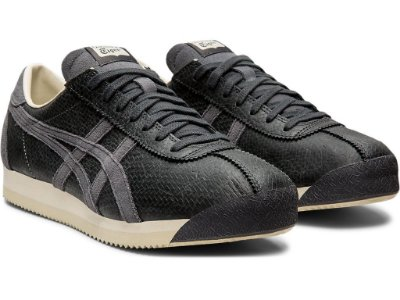Tênis Tiger Corsair Dark Grey/Dark Grey Onitsuka Tiger