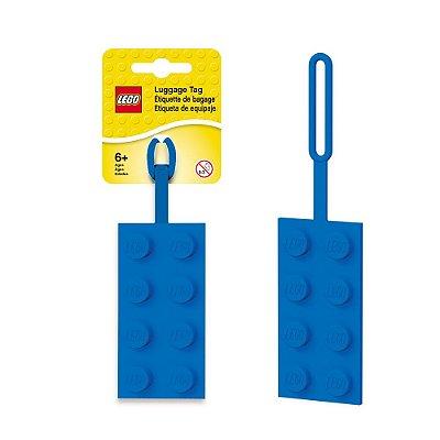 Tag Bag Azul Lego