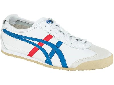 Tênis Mexico 66 White/Blue Onitsuka Tiger