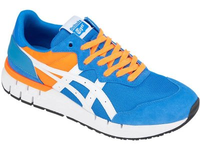 Tênis Rebilac Runner Electric Blue/White Onitsuka Tiger