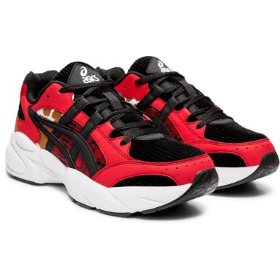 TÊNIS GEL BND RED/WHITE ASICS TIGER