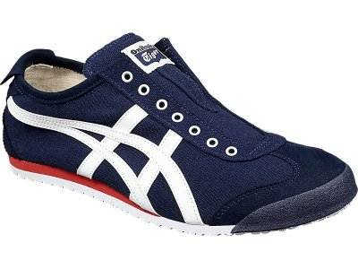TÊNIS MEXICO 66 SLIP-ON NAVY/OFF WHITE ONITSUKA TIGER