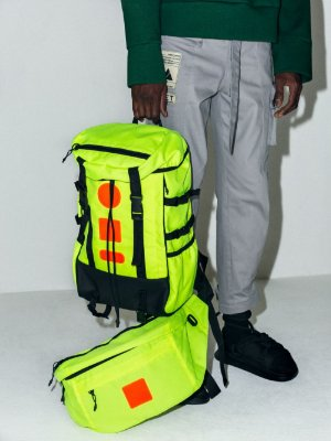 EEU BACKPACK VERDE PIET