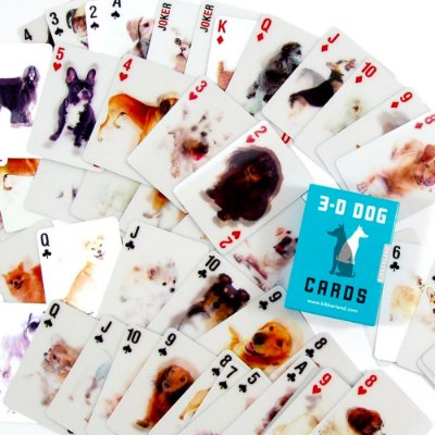 DOG CARDS KIKKERLAND