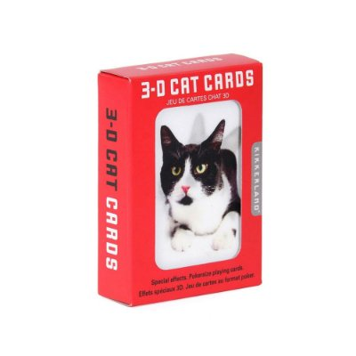 CAT CARDS KIKKERLAND