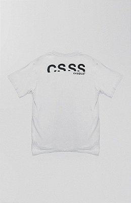 T-shirt branco CSSS