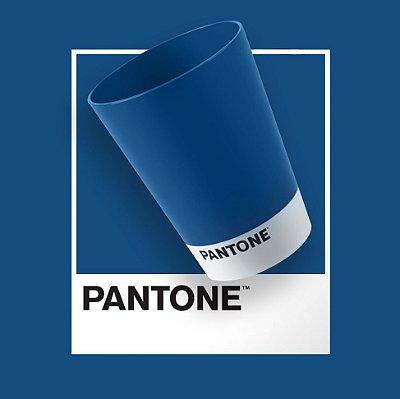 Copo Conico Casual Azul Pantone