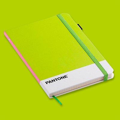 Caderneta Pantone Tricolor  Neon Pastel