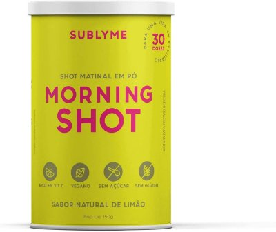 Morning Shot - Sublyme