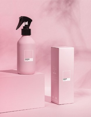 Home Spray Pink Peony Pantone