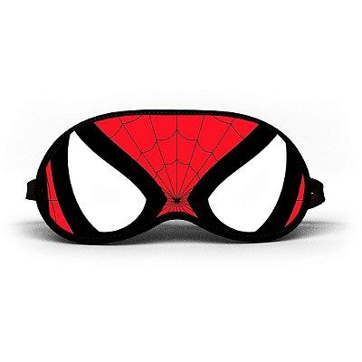 Máscara de Dormir Personalizada Homem Aranha