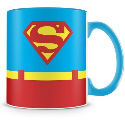 Caneca Personalizada Porcelana Superman