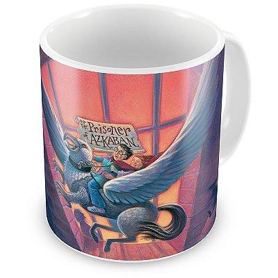 Caneca Personalizada Porcelana Harry Potter e o Prisioneiro de Azkaban