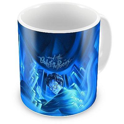 Caneca Personalizada Porcelana Harry Potter e a Ordem de Fênix