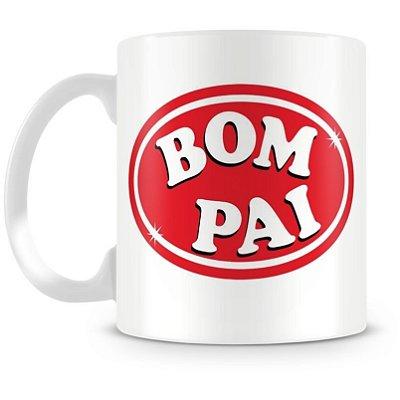 Caneca Personalizada Porcelana Bom Pai