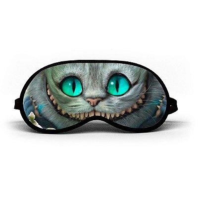 Máscara de Dormir Personalizada Gato Alice (Mod.1)