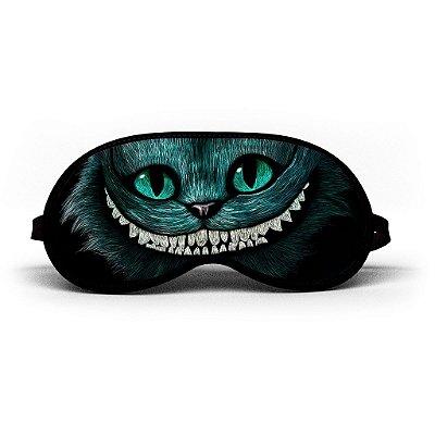 Máscara de Dormir Personalizada Gato Alice (Mod.2)