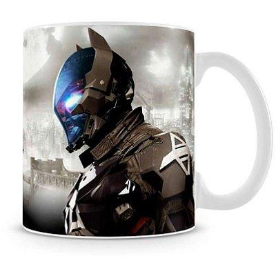 Caneca Personalizada Porcelana Batman Arkan Knight