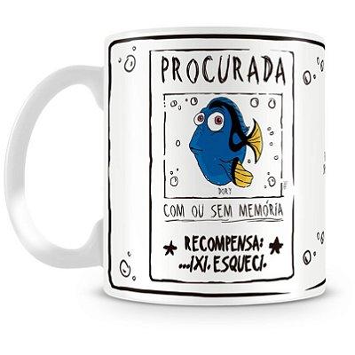 Caneca Personalizada Porcelana Procurando Dory