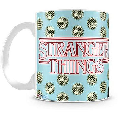 Caneca Personalizada Porcelana Stranger Things (Mod.1)