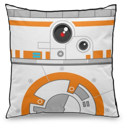 Almofada Personalizada Geek Side Star Wars Robozinho BB8